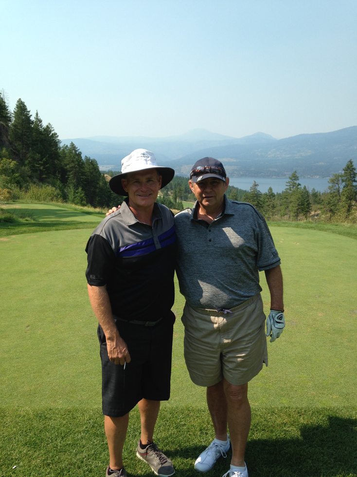 Golfing Canada with Glen Hommy