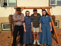 Mike visits the Hutterites!