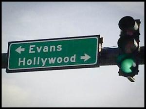 evansHollywood